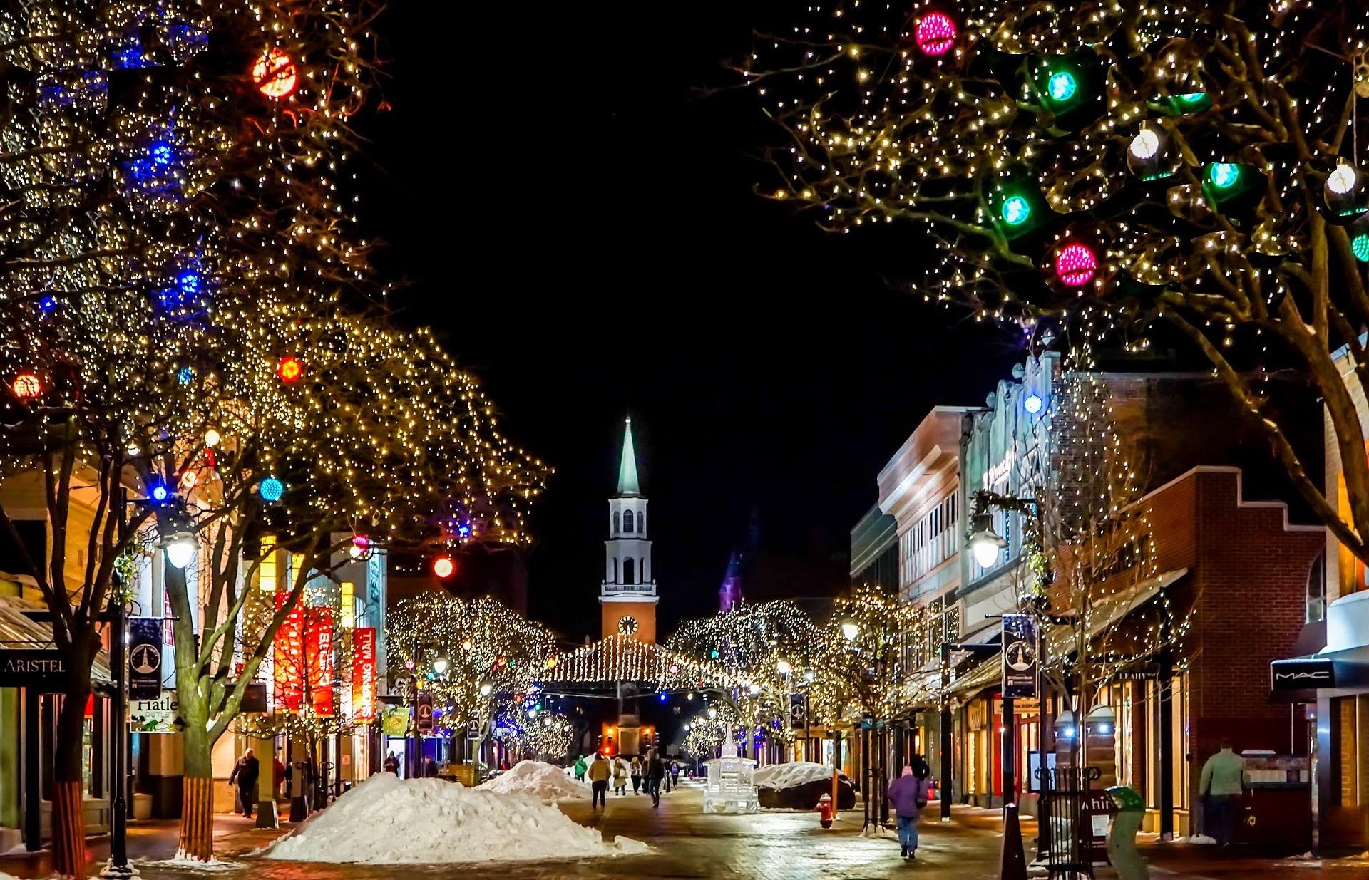 Лучшие отели для новогодних праздников