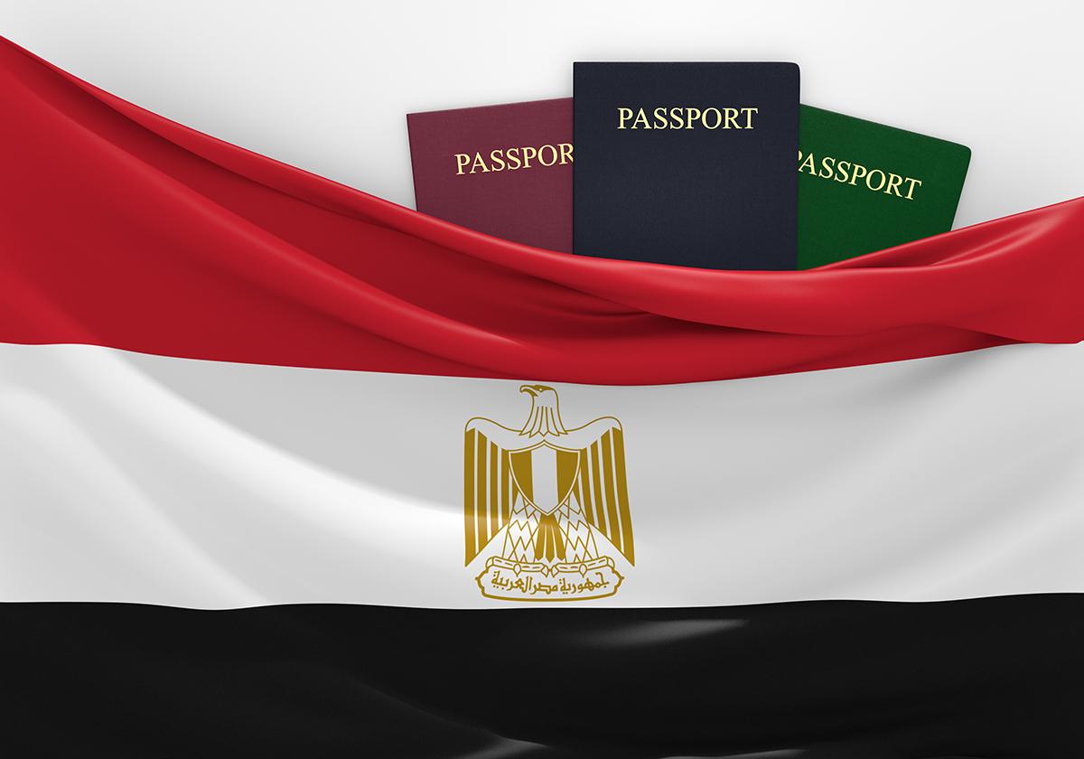Правила въезда в Египет 2021