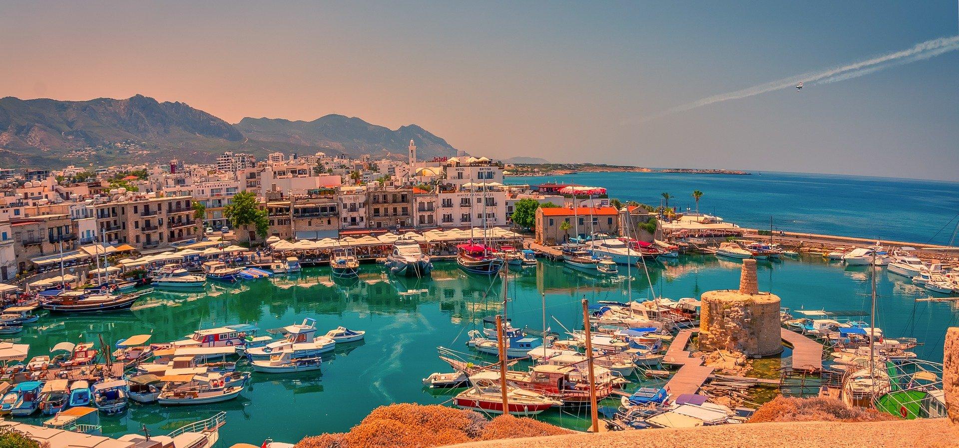 Кипр на Новый год