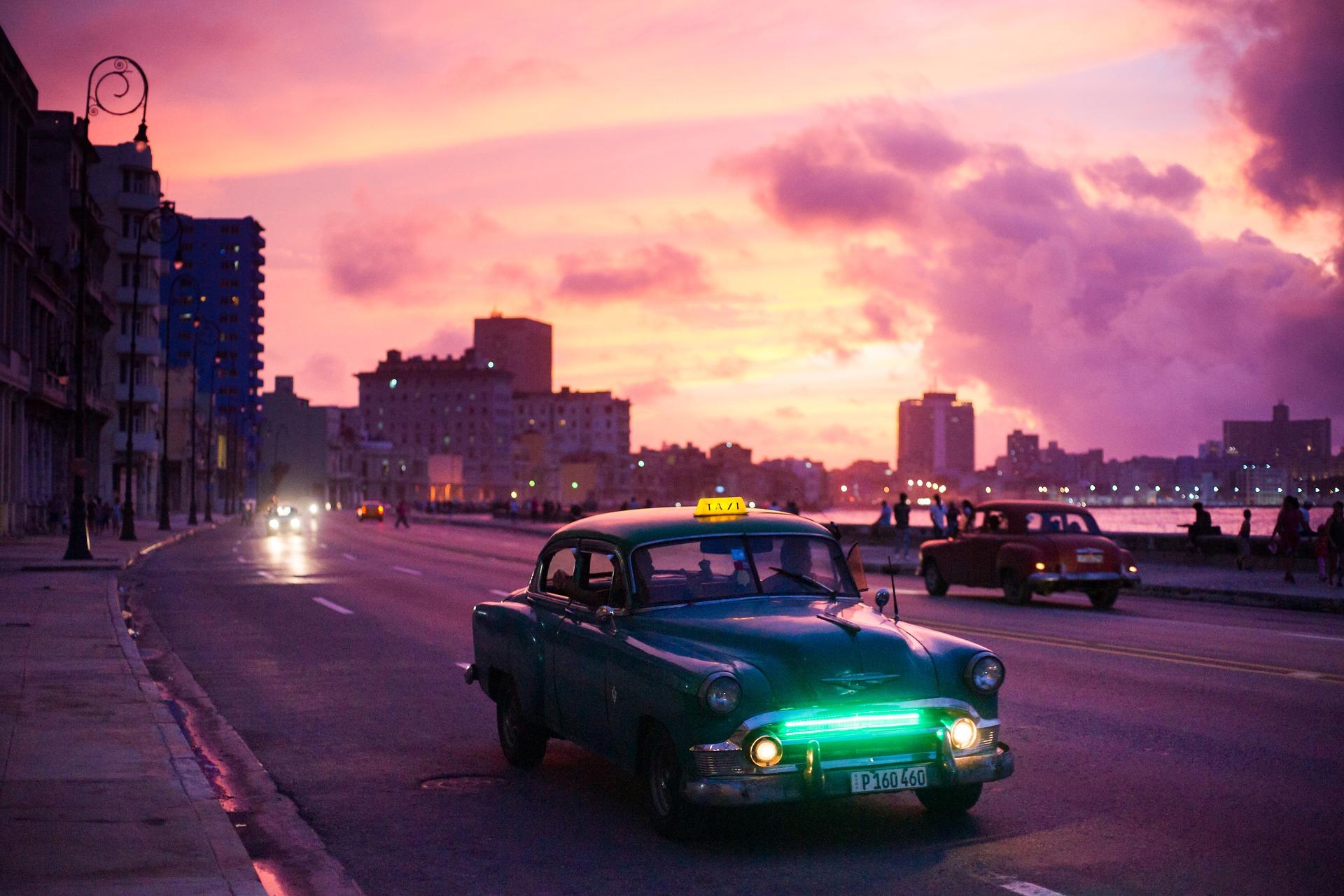 Куба на Новый год