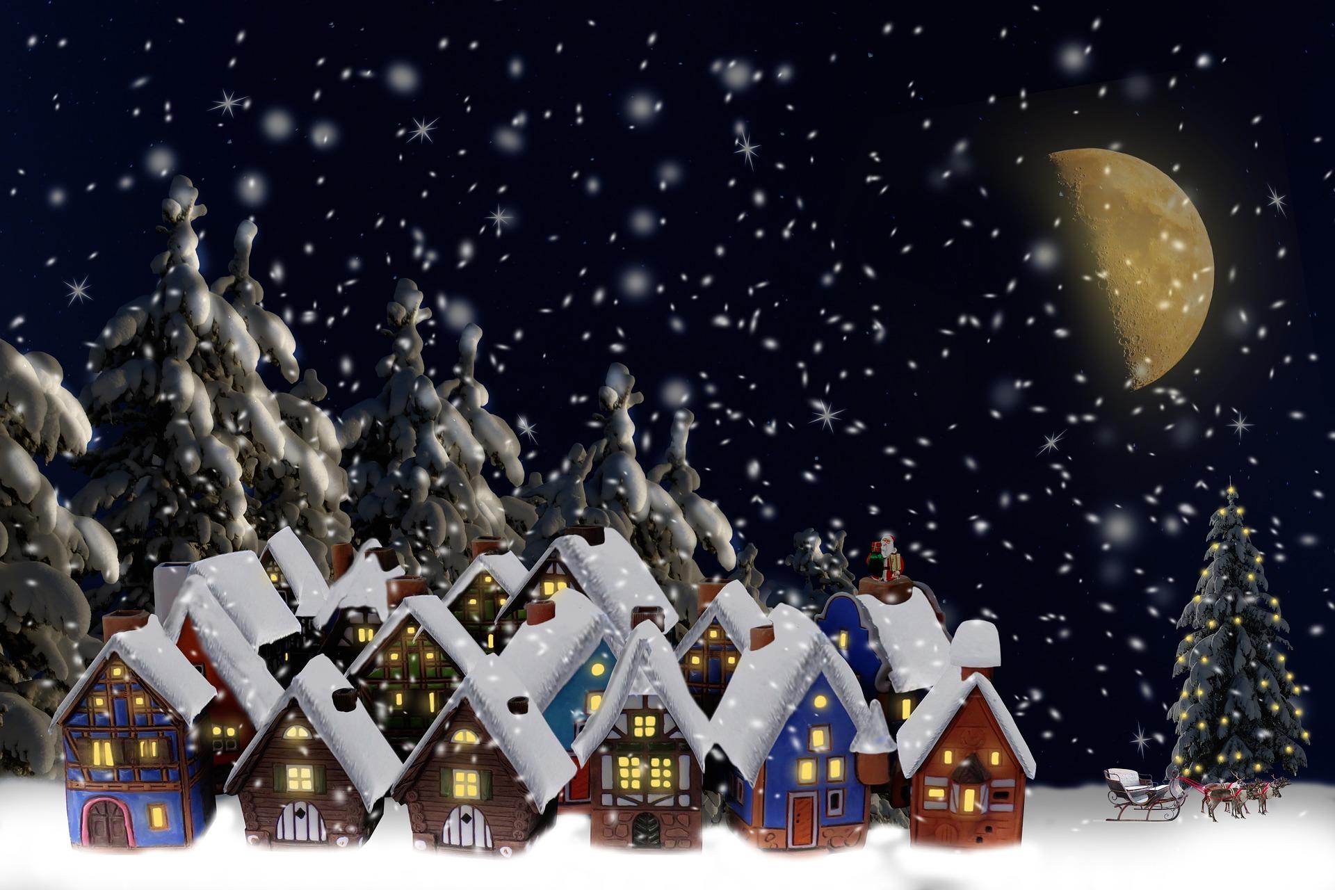 Снять дом на Новый Год