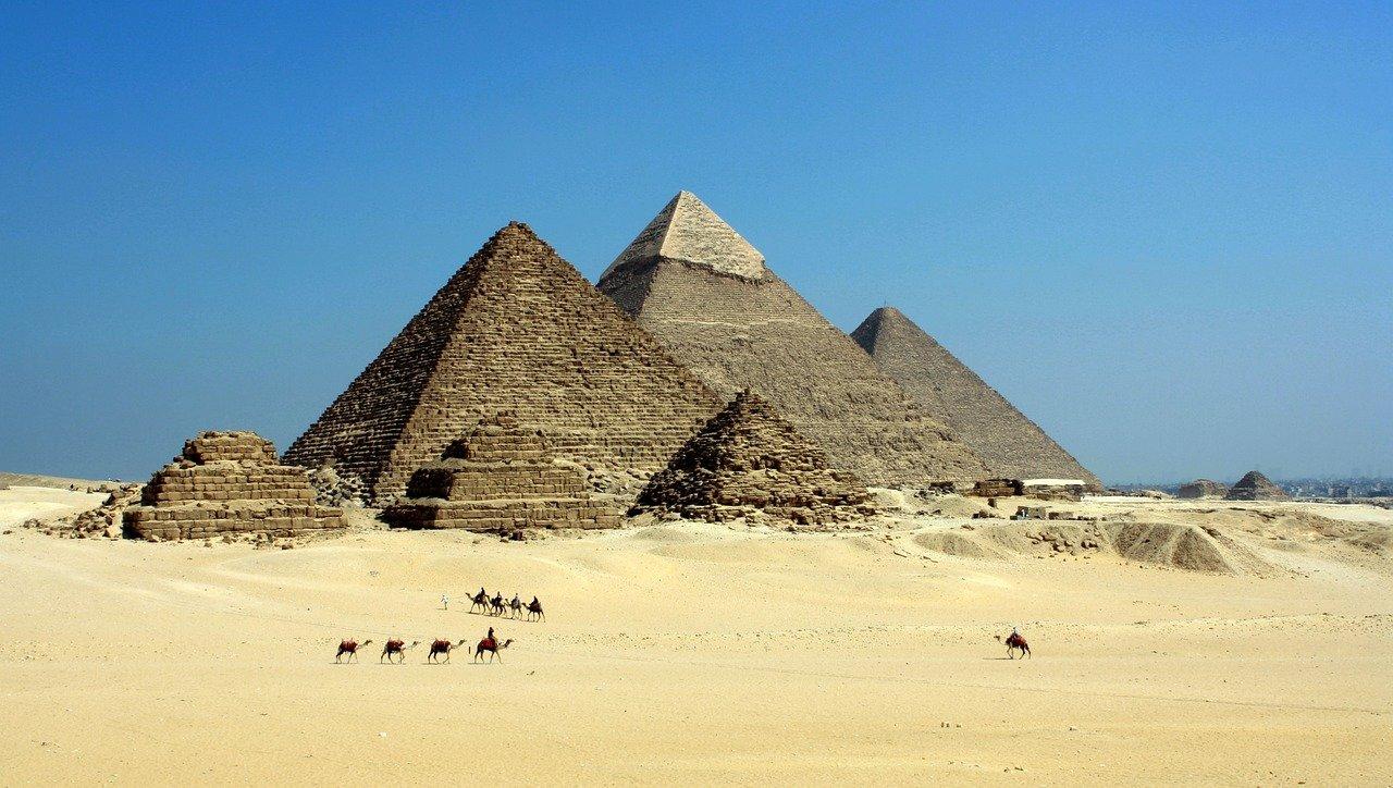 Условия въезда в Египет