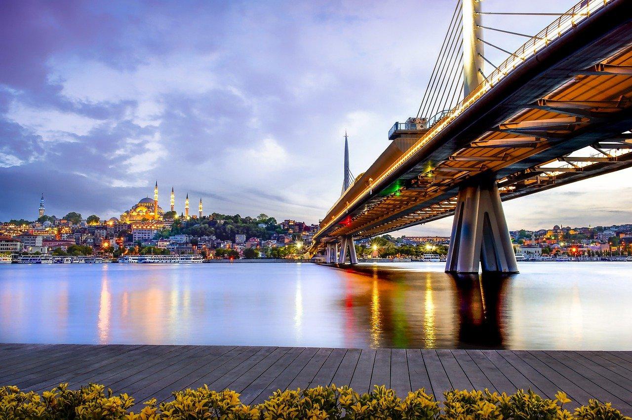 Правила въезда в Стамбул