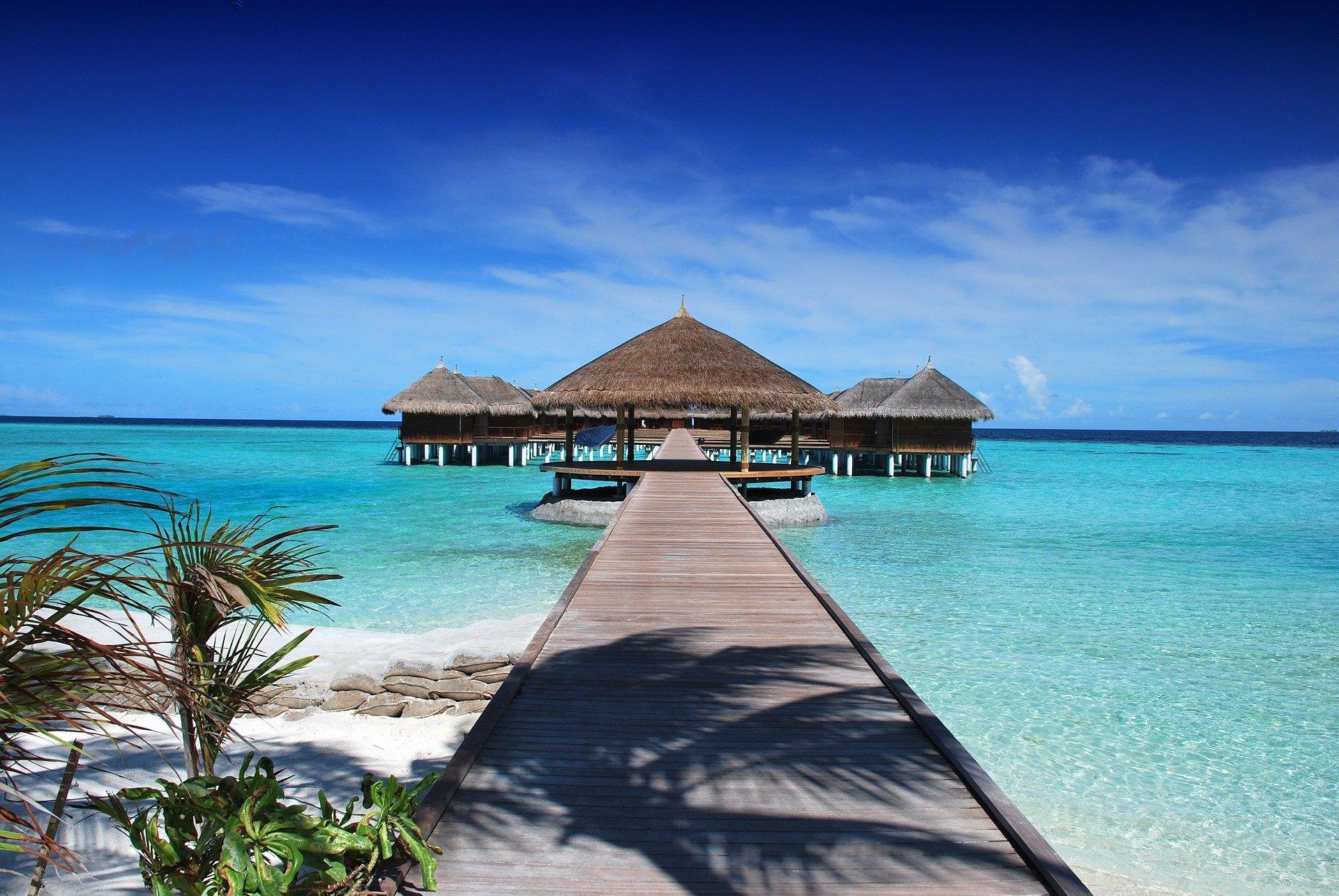 Мальдивы на Новый год