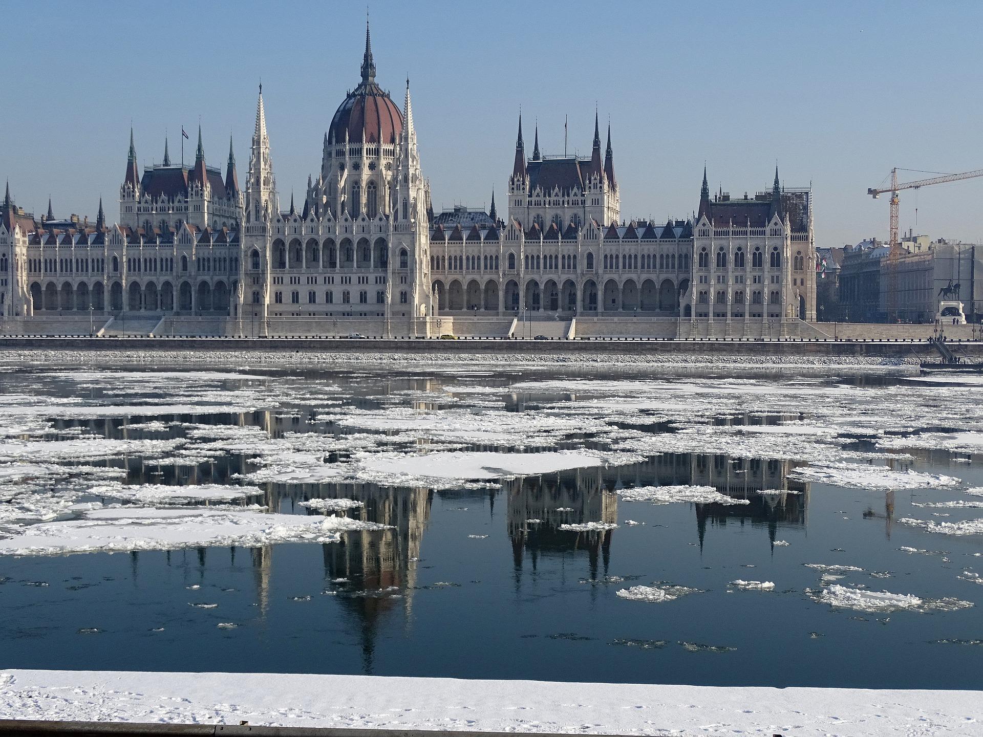 Венгрия на Новый год